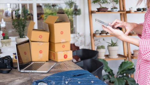 guía del ecommerce2021. Cómo vender por internet en 5 pasos